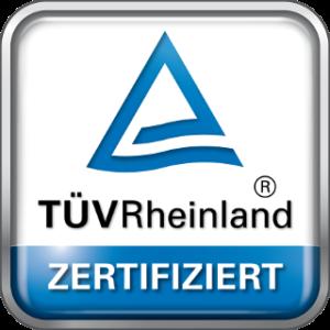 Tüv Rheinland Zertifikat Sen Group