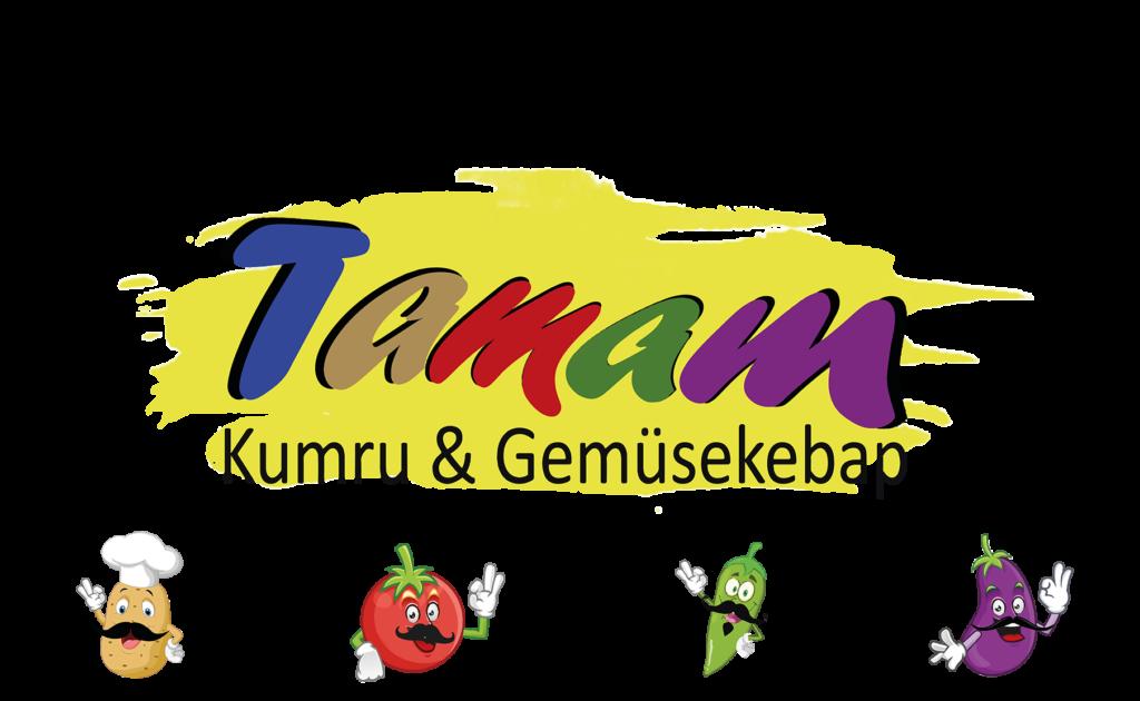 Tamam Kumru und Gemüsekebap Logo